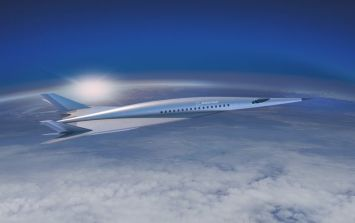 Getting from London to Sydney in six hours could soon happen with this new plane