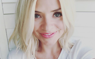 Holly Willoughby is wearing an UNREAL dress today but it's selling out fast