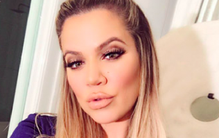 Khloe Kardashian wants you to know the latest snap of her body is not a true reflection