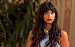 Jameela Jamil posted these 'trash' magazine pics on Twitter and people are livid