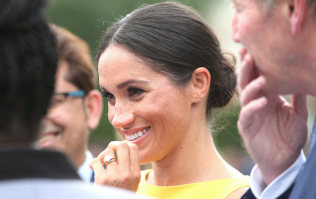 Some people are saying that Meghan Markle has picked up an English accent