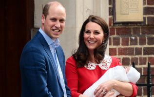 Prince Louis' godparents have just been named and there's A LOT of them