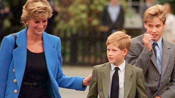 Princess Diana's ex-bodyguard has just shared some harsh words for Prince Harry
