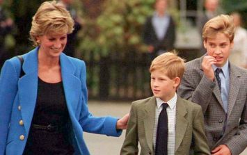 Harry's €9K christening gift to Prince Louis... and how it's also a tribute to Diana