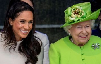 The Queen just gave Meghan and Harry the most INSANE gift