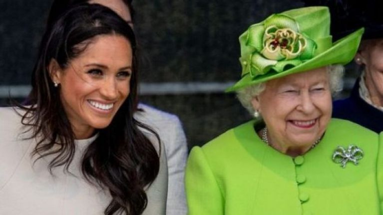 Meghan isn't allowed eat this around the Queen and we don't think we'd survive