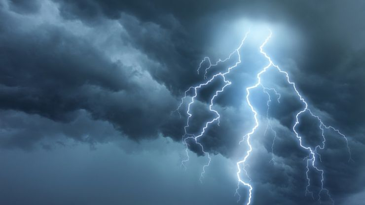 Severe thunderstorms expected as heatwave to last another two weeks