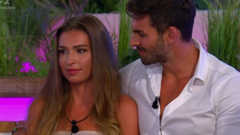 c99683119c07 Love Island's Adam and Zara have officially reunited outside of the villa