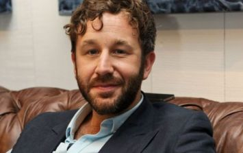 Chris O'Dowd just trolled Donald Trump in the BEST way possible