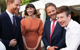 Barry Keoghan explains what he said to Prince Harry to make him crack up