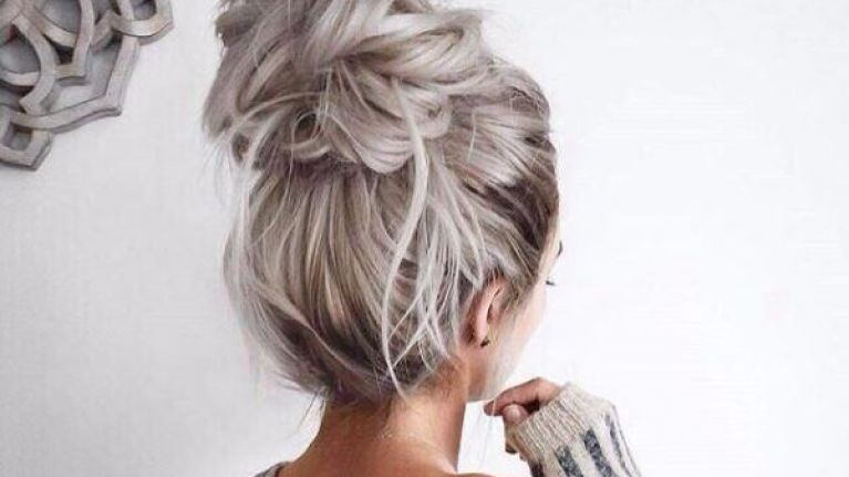 12 Pictures That Prove Grey Hair Is Actually The Nicest Hair Trend