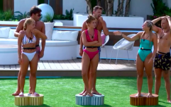 Ah! So this is the spot where Love Island contestants are having a sneaky smoke