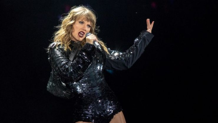 There's a Taylor Swift club night happening in Dublin next month and we'll see you there, yeah?