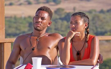 A Love Island fan noticed this 'staged' moment last night, and OMG we cannot unsee it