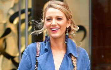 Keep an eye out! Blake Lively is back in Dublin filming for her new movie