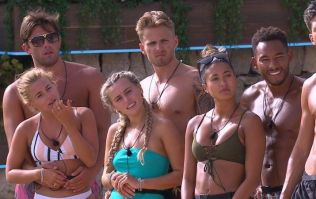 One of this year's Love Island contestants is 'training' to win a spot on Strictly Come Dancing