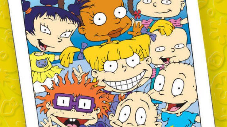 Nineties babies! Rugrats is coming BACK to Nickelodeon