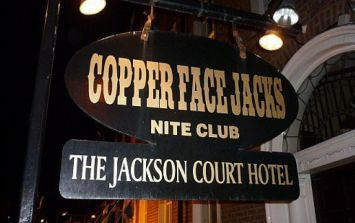 Coppers is letting everyone with the name 'John' in for FREE tonight for a special reason
