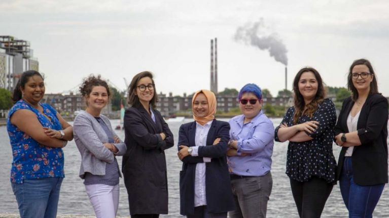 There's a massive Women In Tech awards happening in Dublin and it's all the #inspo
