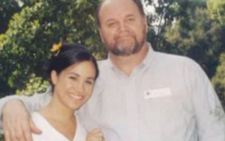 Thomas Markle has been 'receiving death threats' from a criminal