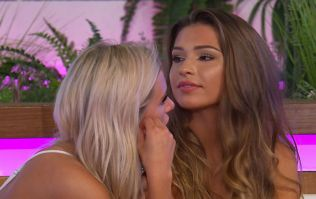 Love Island's Ellie and Zara reunited yesterday and it was actually SO sweet