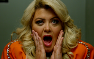 Gemma Collins has joined Orange Is The New Black...well, kind of