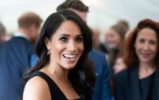 Meghan Markle's wedding outfit today is unlike anything she's ever worn before
