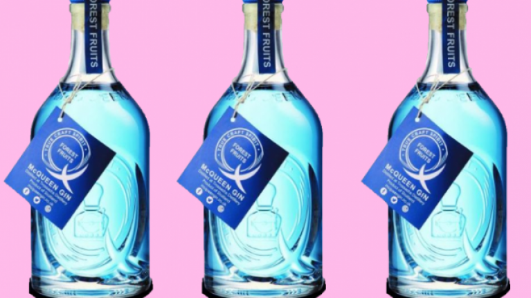 Aldi is launching a limited edition COLOUR CHANGING gin | Her ie