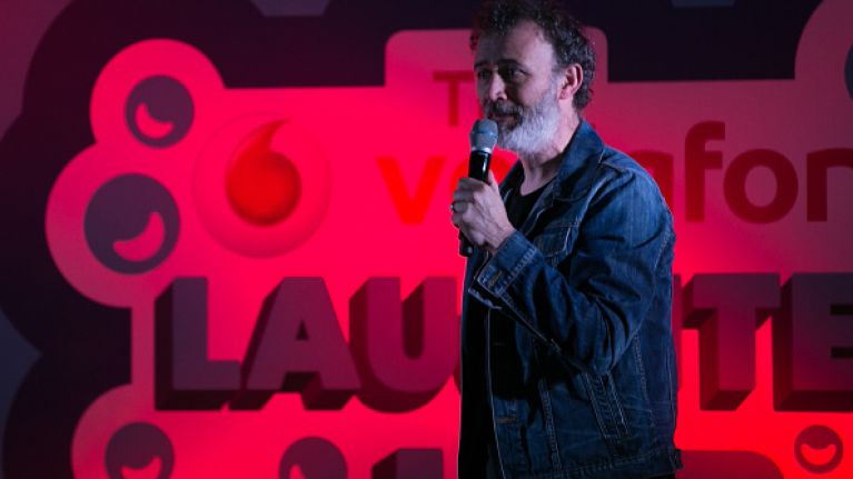 We've tickets to give away for Vodafone Comedy Fest and wait 'til you see the acts!