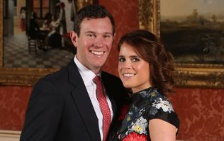 All you have to do is fill out a form to be invited to Princess Eugenie's wedding... so why not?