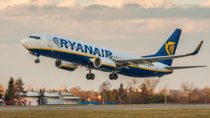 Ryanair are in the middle of an incredible sale, with flights from just €5 each way