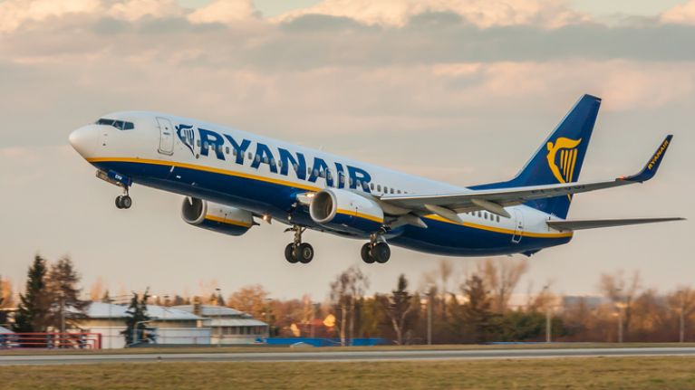Ryanair just announced a MASSIVE sale, with flights from just €9.99