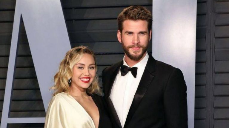 Miley Cyrus originally wanted to wear something VERY different on her wedding day