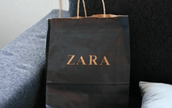 Yes, I have to have the €13 Zara top that comes in three perfect colours