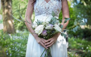 Irish brides are going to LOVE this company's new wedding flower package