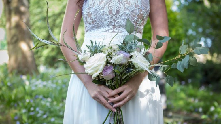 Irish brides are going to love this companys new wedding flower irish brides are going to love this companys new wedding flower package junglespirit Images