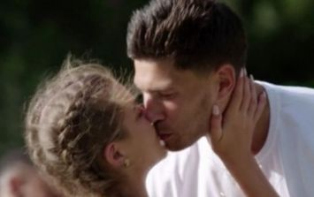 New Love Island footage makes it look like THAT kiss was filmed twice