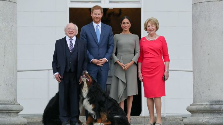 We followed Meghan and Harry around Dublin for a day and here's all the bits you missed