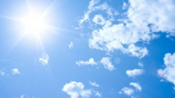 Get your sunnies out lads because Met Éireann is predicting a very nice weekend