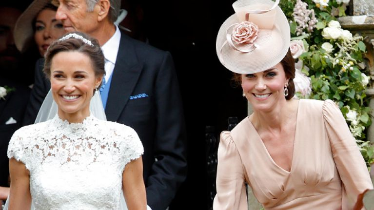 Pippa Middleton's shirt dress is on sale and it's IDEAL for this sticky weather