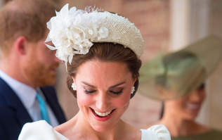A Cork milliner just designed a €200 headpiece identical to Kate Middleton's look