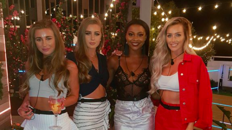 600 people made the same official complaint about last night's Love Island