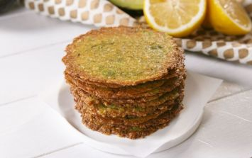 These avocado crisps (yes, really) are healthy, easy and SO delicious