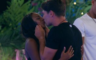 Apparently, this is why Samira and Frankie's night in the Hideaway wasn't shown on Love Island