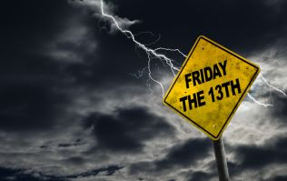 Friday the 13th is here and naturally enough, we are freaking out