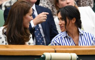 The odd rule Meghan and Kate have to obey when staying at Buckingham Palace