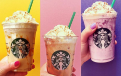Starbucks has launched three new Frappuccinos in Ireland inspired by CHEESECAKE