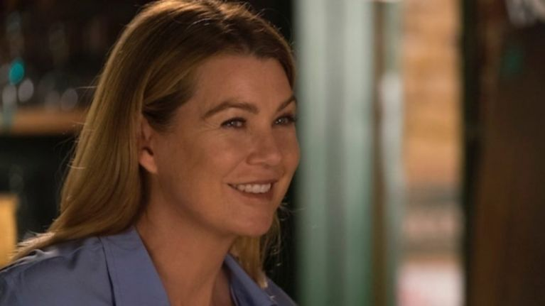Ellen Pompeo reveals her perfect ending for Grey's Anatomy - and yeah, we love it