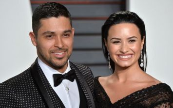 Demi Lovato's ex Wilmer Valderrama 'heartbroken' as he visits her in hospital