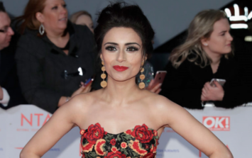 Corrie's Bhavna Limbachia shares first photos of her TWO stunning wedding outfits